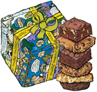 Customizable 6 Pastry Gift Box