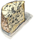 Bayley Hazen Blue Cheese from Jasper Hill