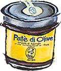 Italian Black Olive Tapenade Spread