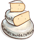 Brabander Goat Gouda Cheese selected by L'amuse