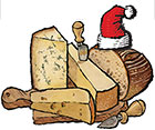 Holiday Cheese Course