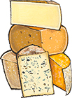 Beginner Cheeses of the World Gift Box