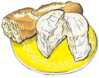 Little Brie Cheese from Zingerman's Creamery