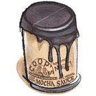 Coop's Mocha Chocolate Sauce