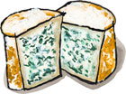 Raw Milk Stilton Cheese from Stichelton