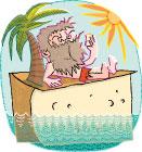 Desert Island Cheese Gift Box