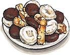 Fancy Schmancy Holiday Cookies & Cookbook
