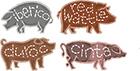 Heritage Pork Chop Tasting Flight
