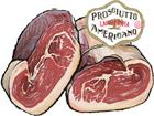 La Quercia Prosciutto Americano Cured Ham
