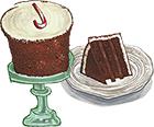 Buttercream Merry Mint Cake