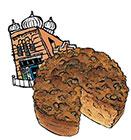 New Deli Crumb Cake