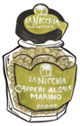 Salted Capers from Pantelleria