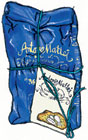 Antonio Mattei Almond Biscotti Cookies in Blue Bag