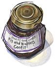 Fig & Walnut Confit