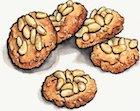 Pignoli Pine Nut Cookies