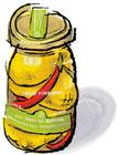 Tunisian Preserved Lemons