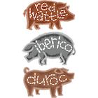 Three Heritage Pork Chop Tasting Flight