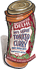 Savory Tomato Curry Sauce