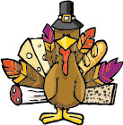 Thanksgiving Hors d'Oeuvres Gift Box