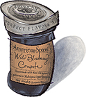 Wild Blueberry Compote from Northern Michigan